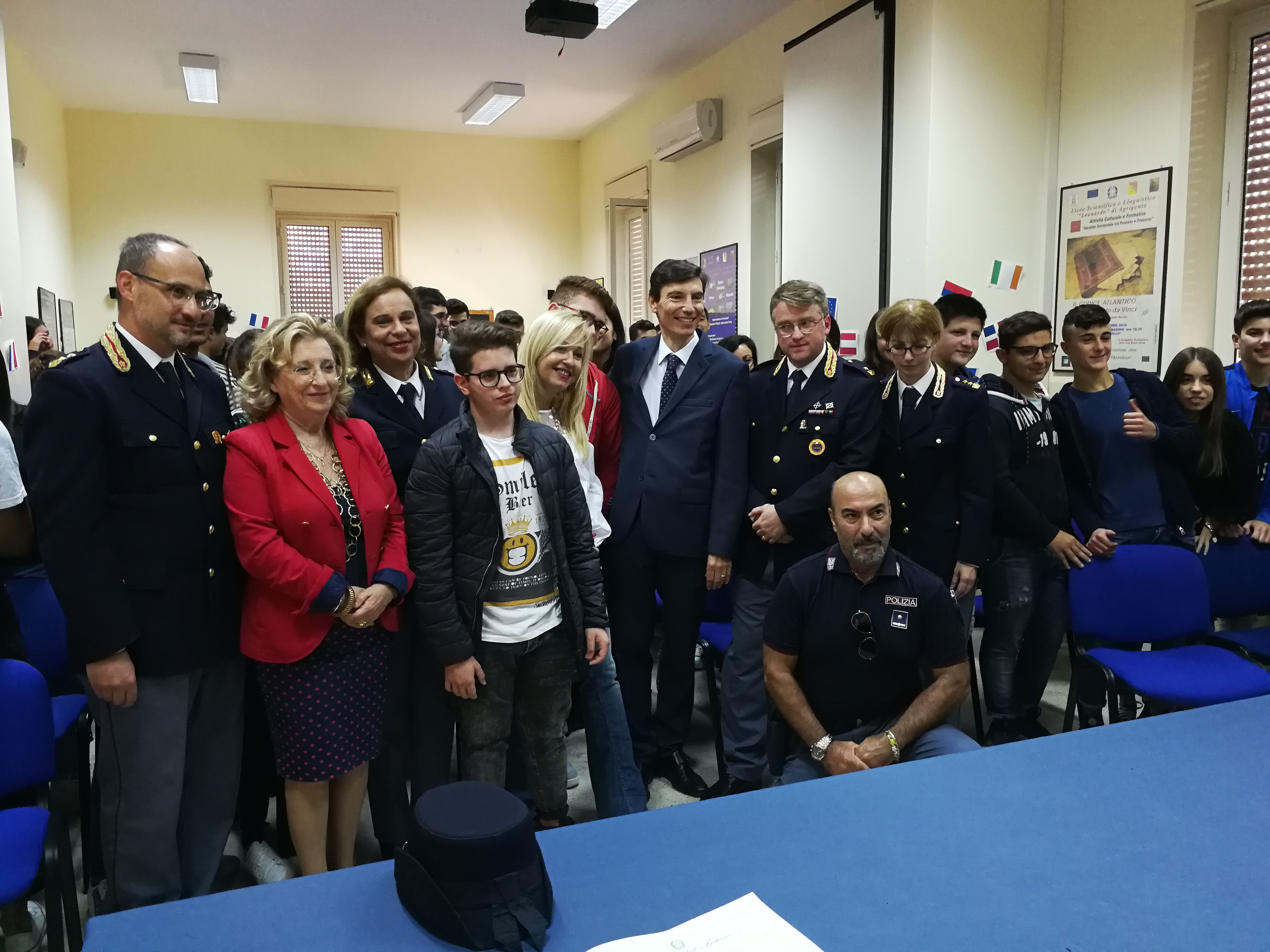 liceo Scientifico Leonardo Agrigento