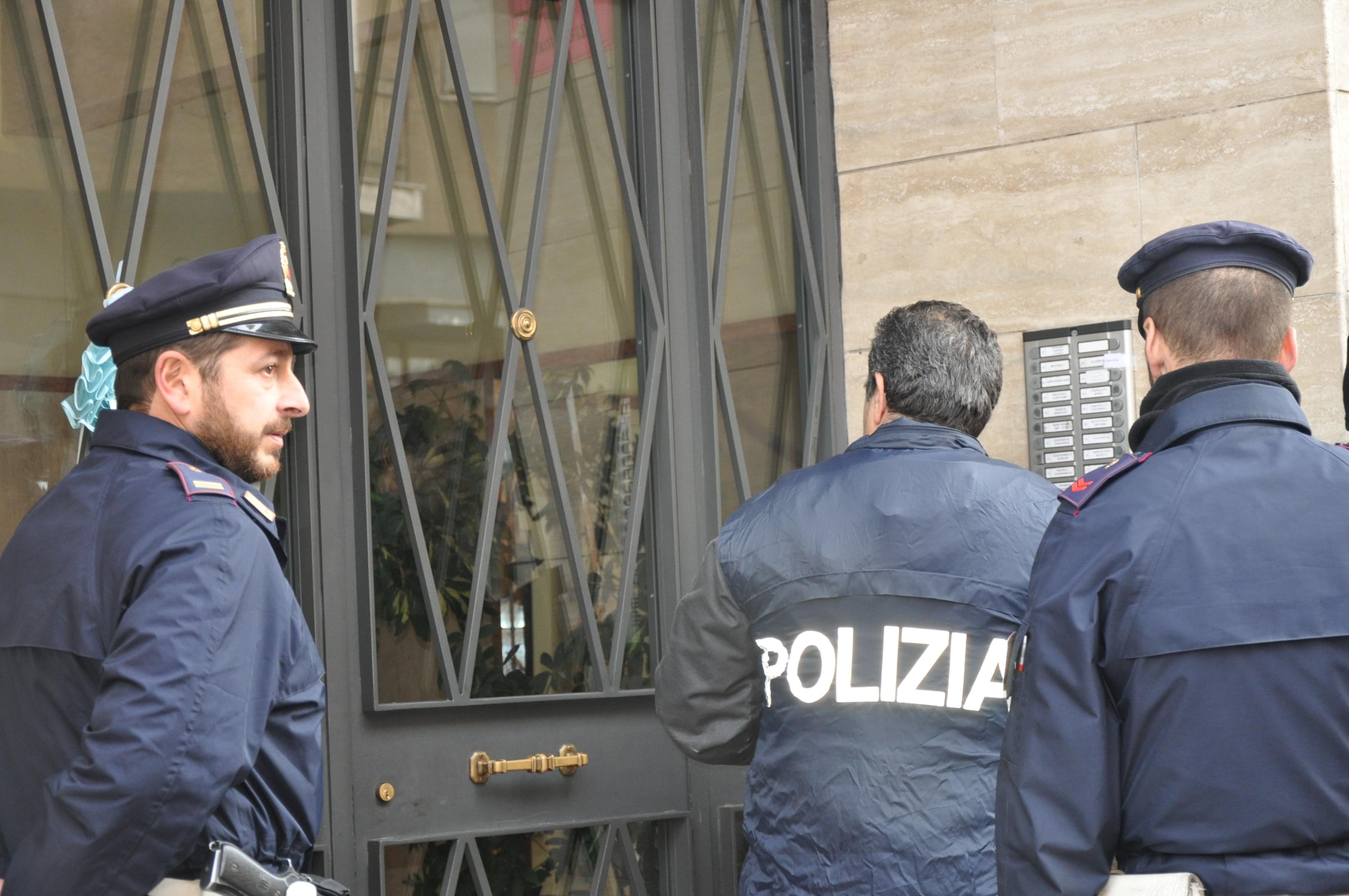 Polizia di stato questure sul web roma for Questura di lodi permesso di soggiorno