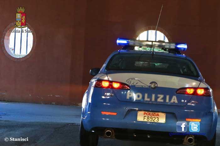 Torino ancora arresti della polizia di stato for Polizia di stato torino permesso di soggiorno