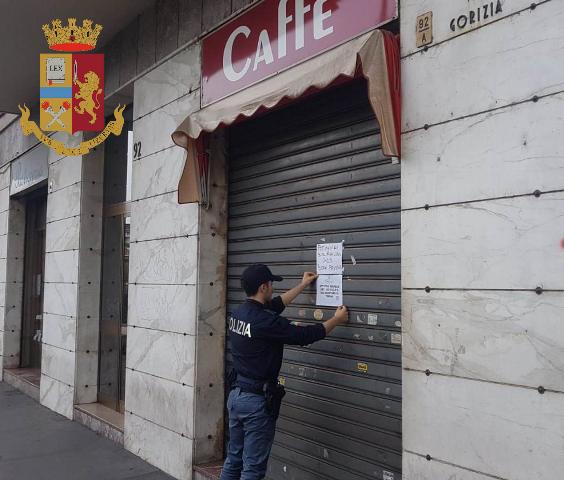 Torino: troppi pregiudicati all'interno del locale, il Questore ne dispone la chiusura