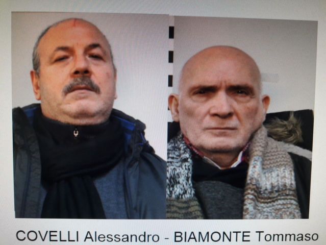 Latitanti arrestati