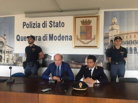 Polizia di Stato - Questure sul web - Modena
