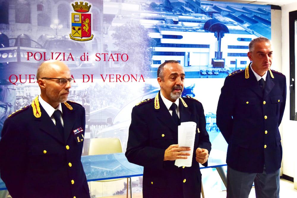 Questura di Verona, due nuovi funzionari alla Divisione P.A.S.I.