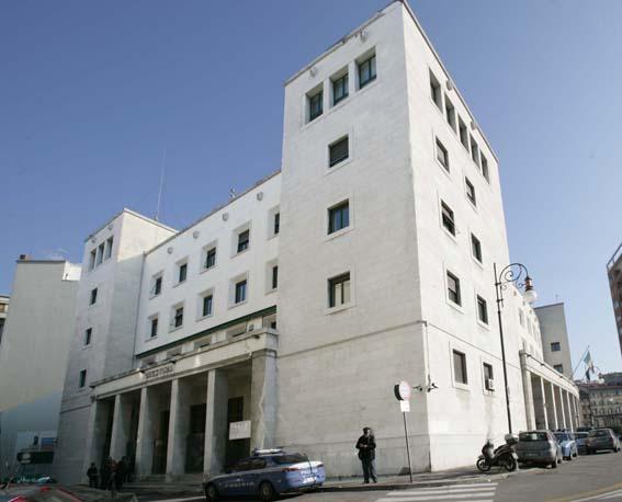 Nuovi incarichi dirigenziali in questura for Questura di polizia