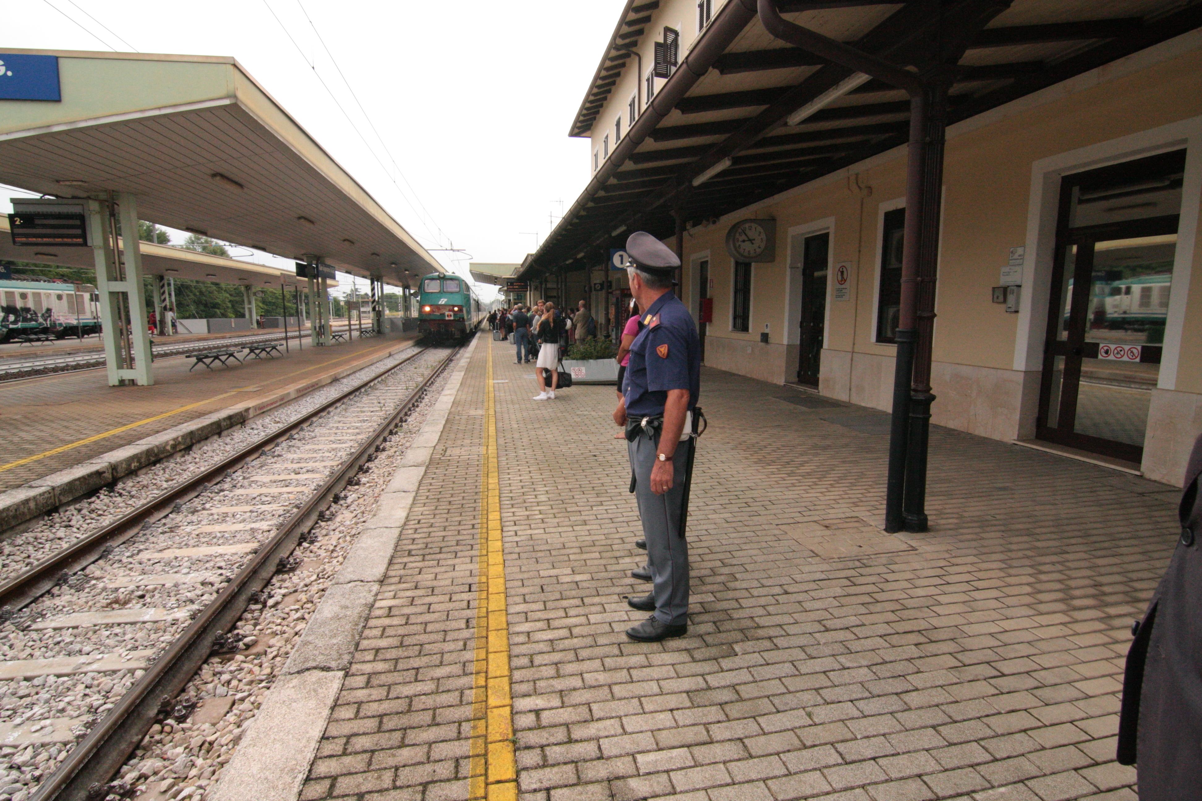 Compartimento Polizia Ferroviaria Friuli Venezia Giulia: i risultati ...