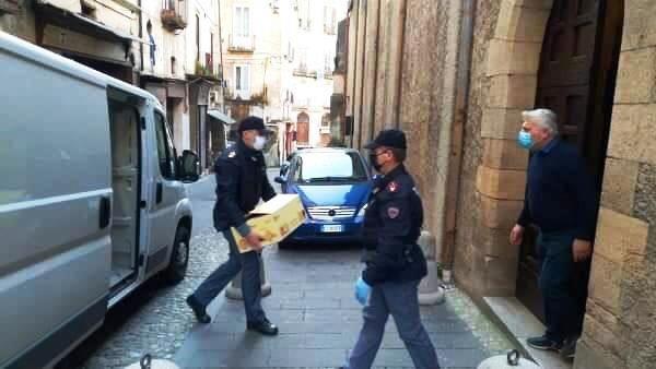 Nello spirito di San Francesco, la Questura di Cosenza ...