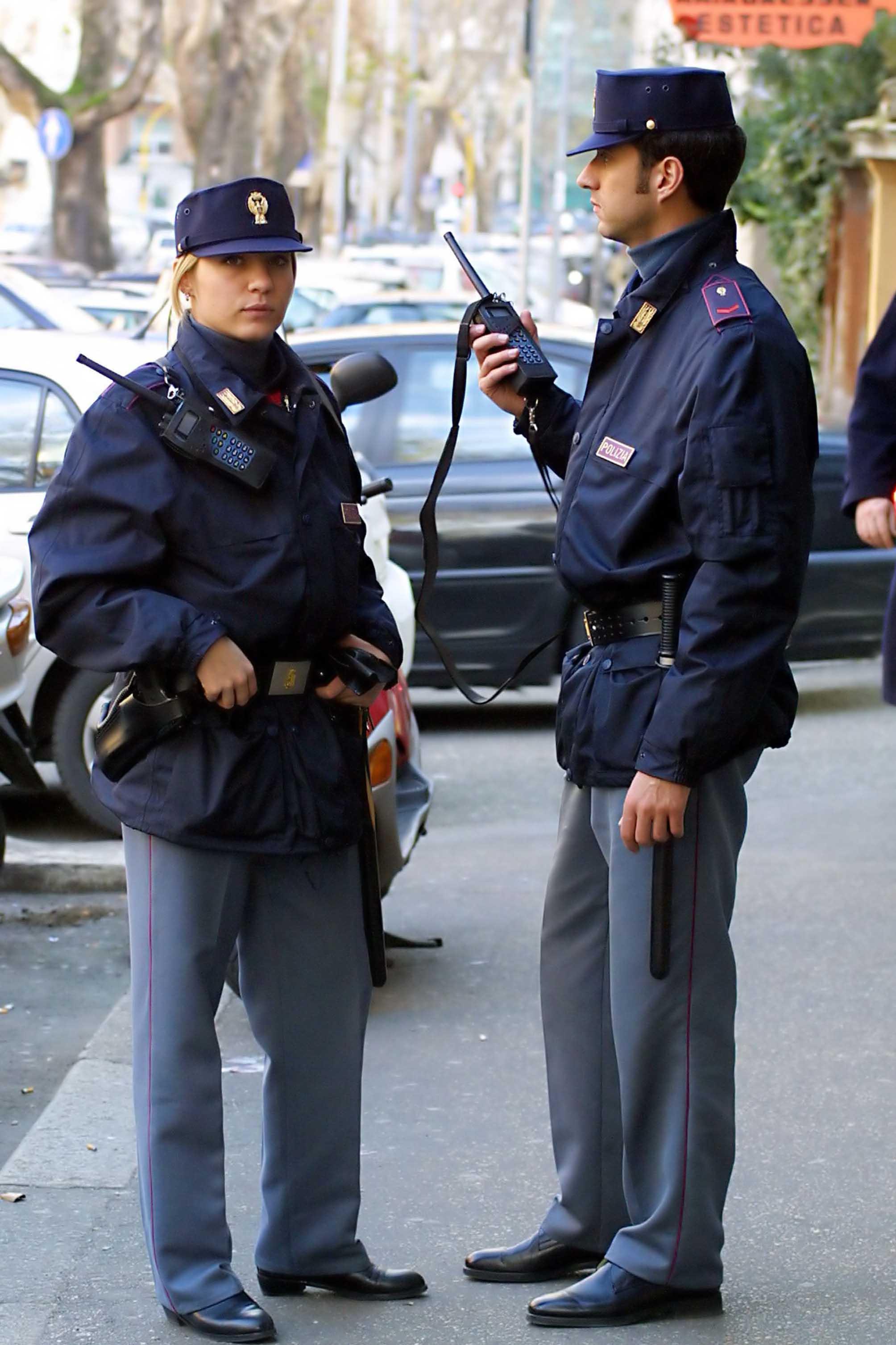 Polizia di stato questure sul web roma for Polizia soggiorno