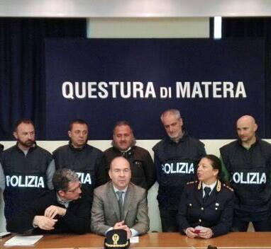 Polizia di stato questure sul web matera for Questura di polizia