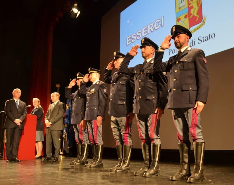 165 anniversario della fondazione della polizia galleria for Questura di vicenza permesso di soggiorno online