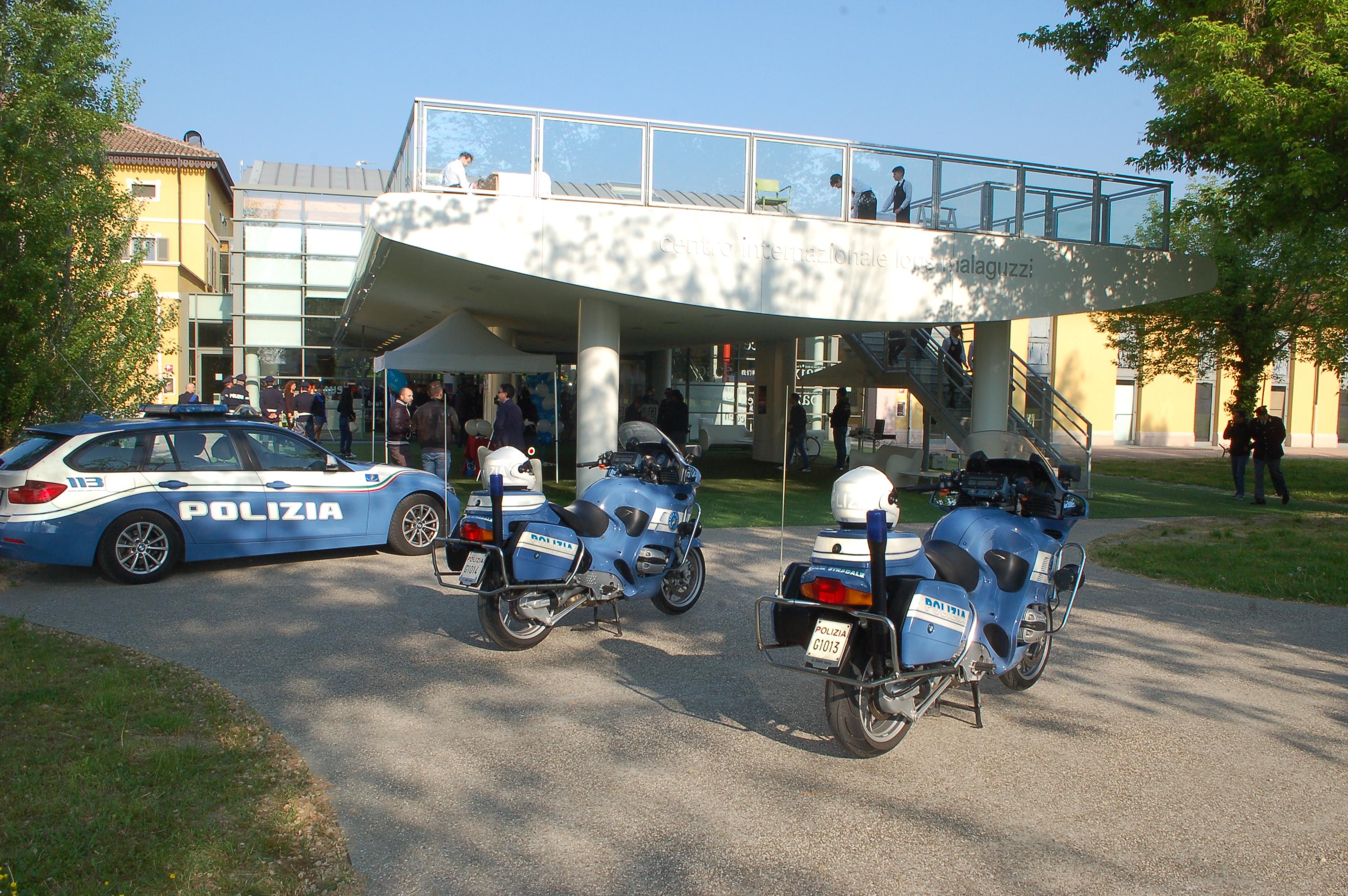 Festa della Polizia Reggio Emilia