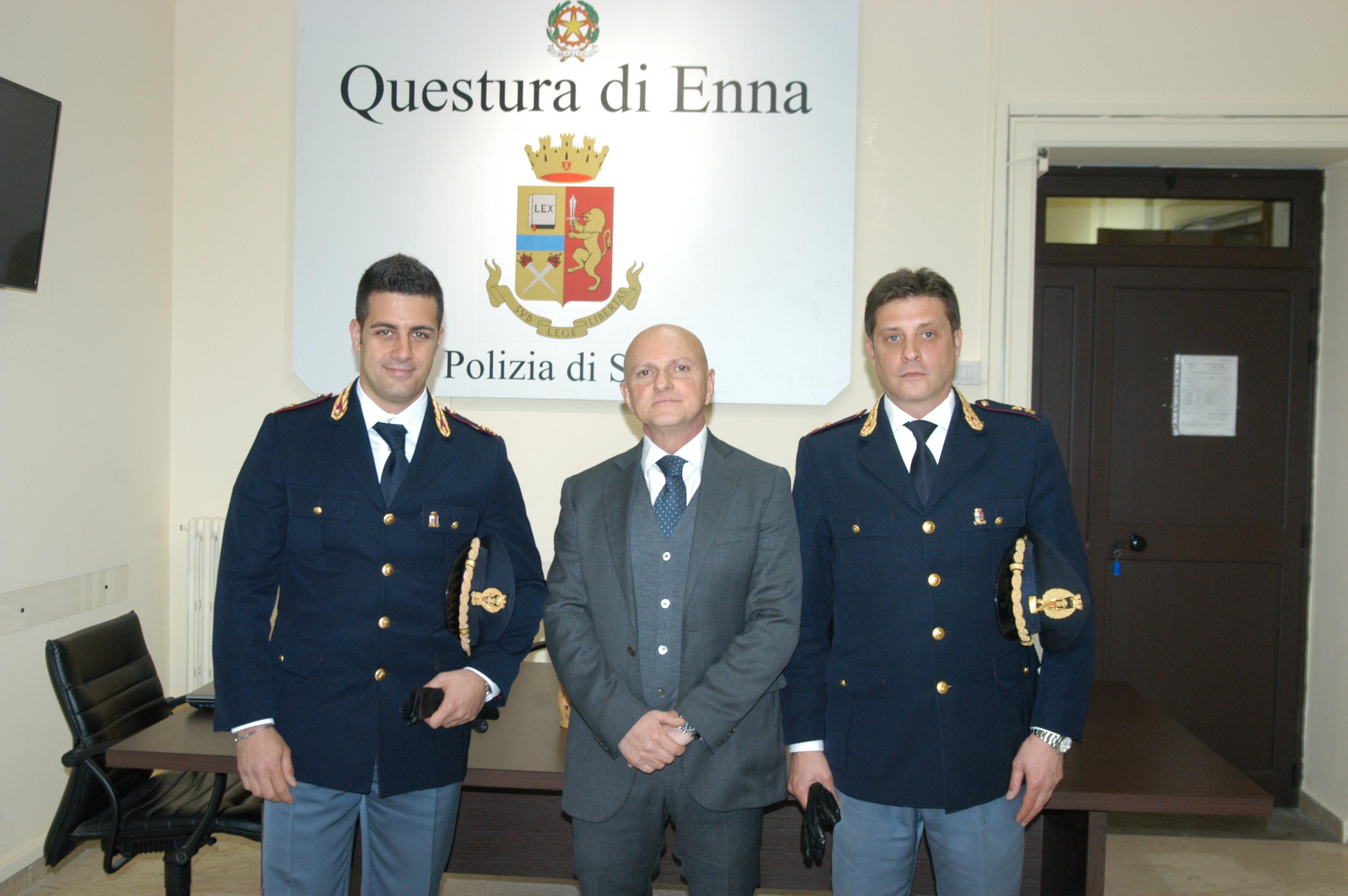 Polizia di Stato - Questure sul web - Enna