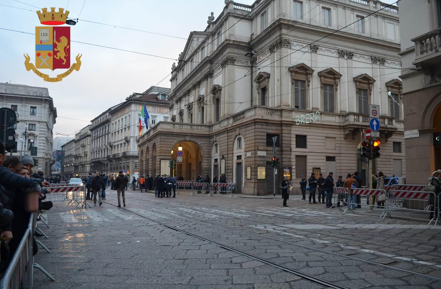 Polizia di Stato - Questure sul web - Milano