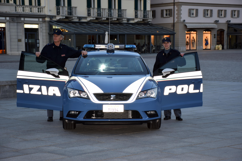 Polizia di stato questure sul web sondrio for Questura di polizia