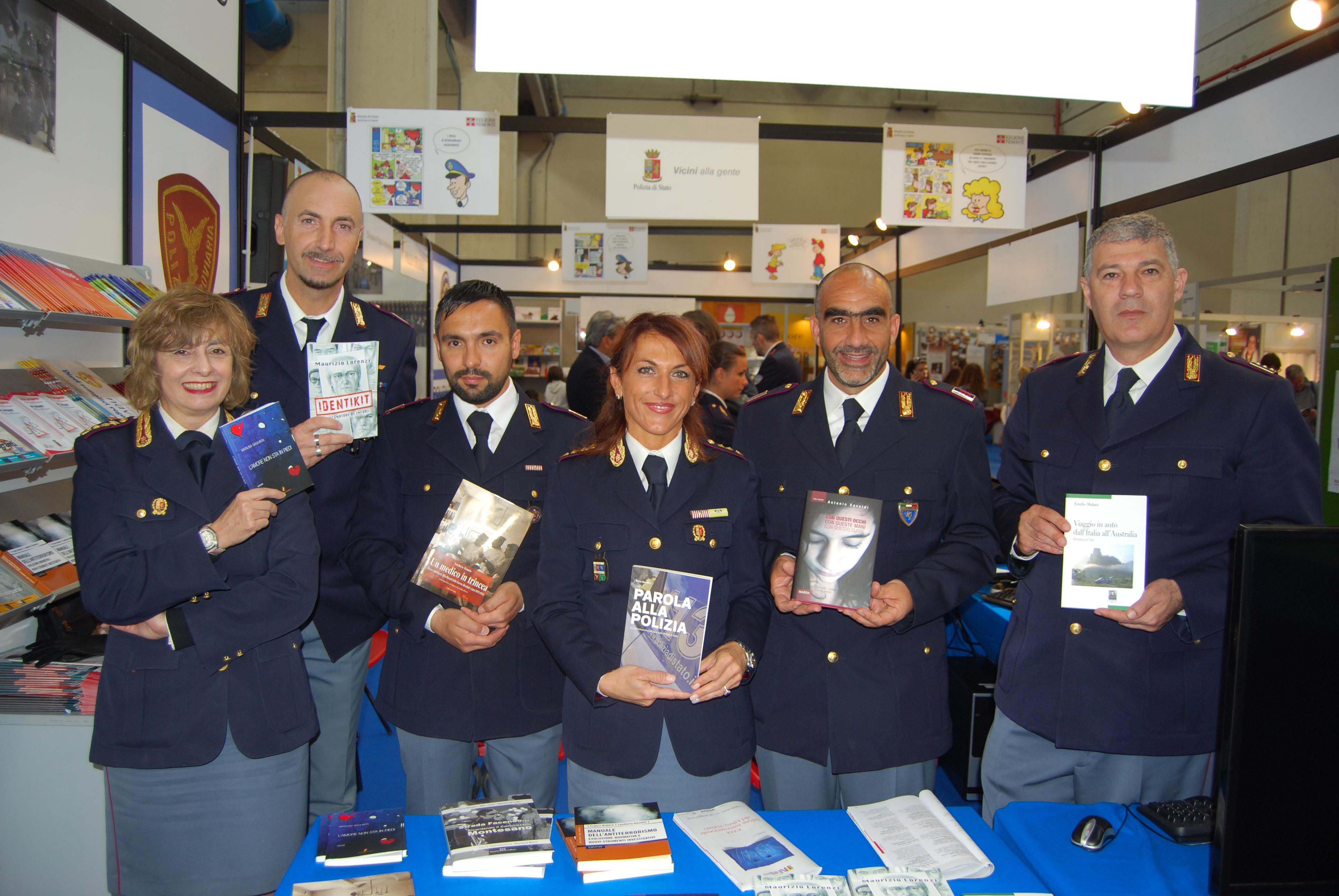 Torino conclusa la 29esima edizione del salone for Polizia di stato torino permesso di soggiorno