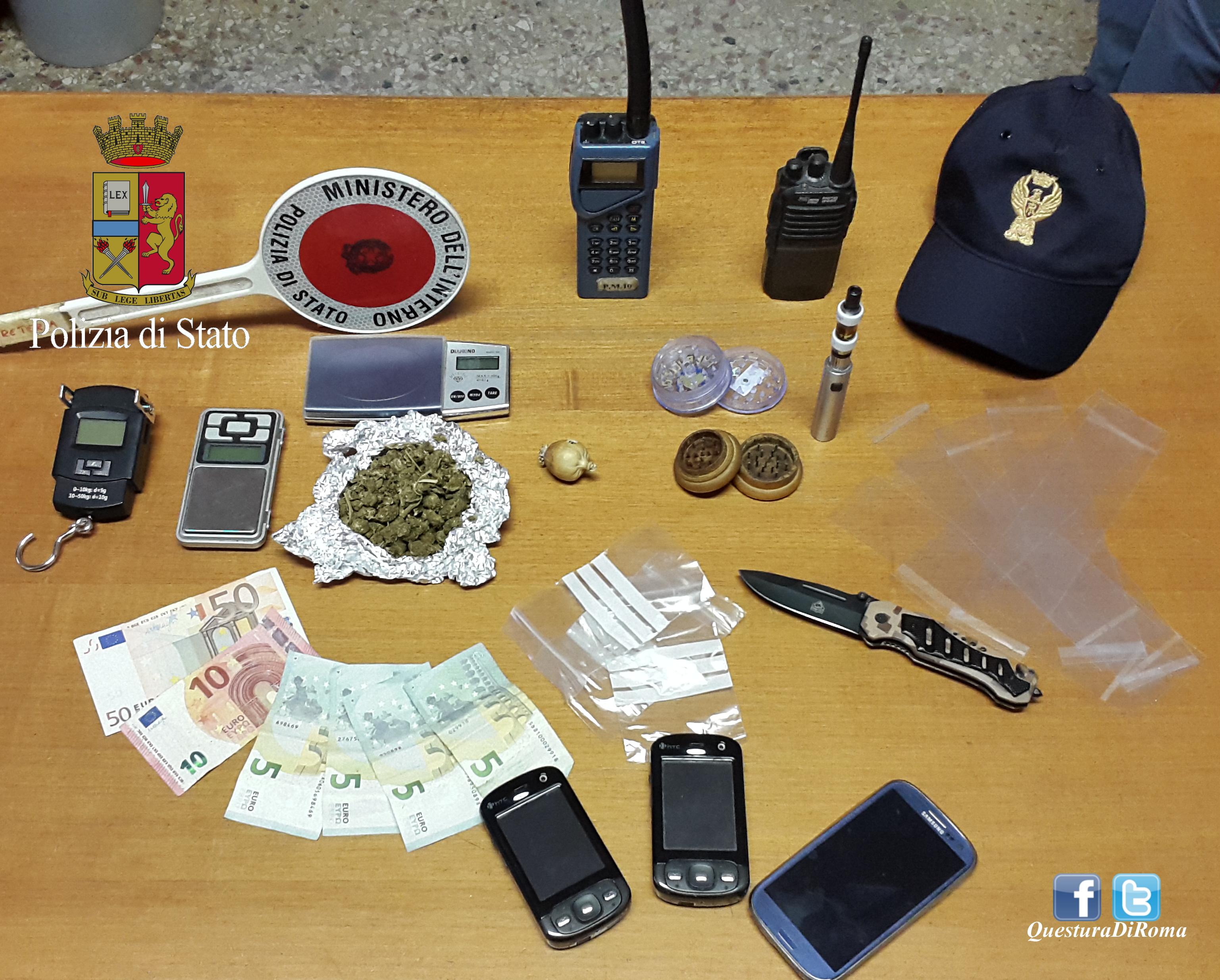 Pigneto la polizia di stato chiude un mini market - Commissariato porta maggiore ...