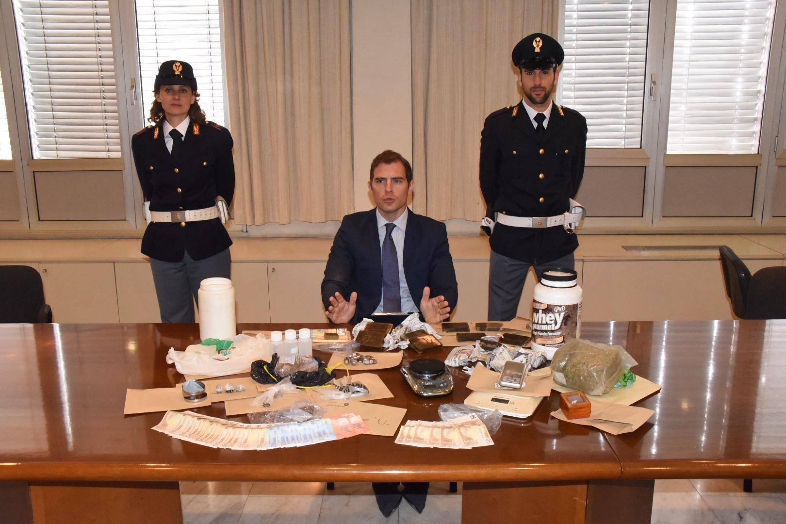La Polizia di Stato arresta pluripregiudicato