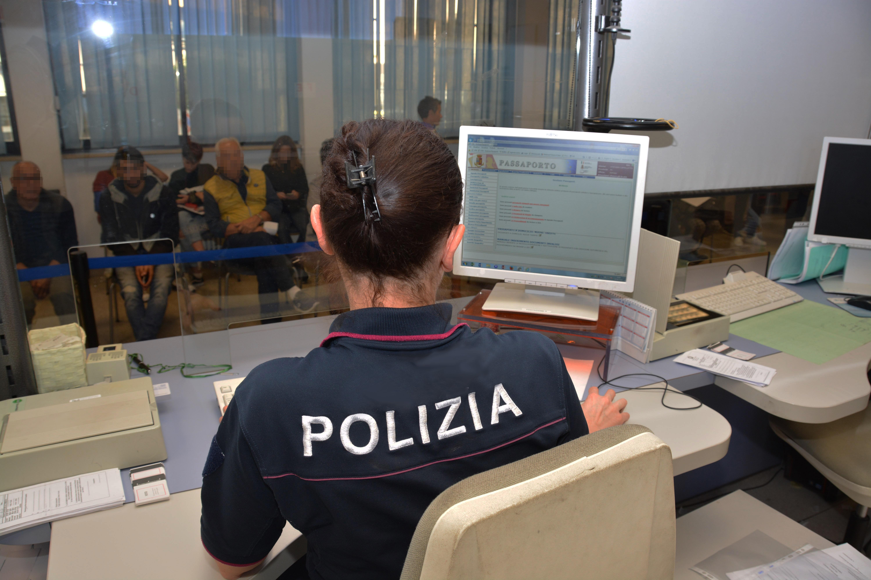 Polizia di stato questure sul web padova for Polizia di soggiorno