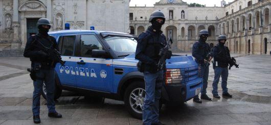 Polizia di stato questure sul web lecce for Polizia di stato caserta permesso di soggiorno