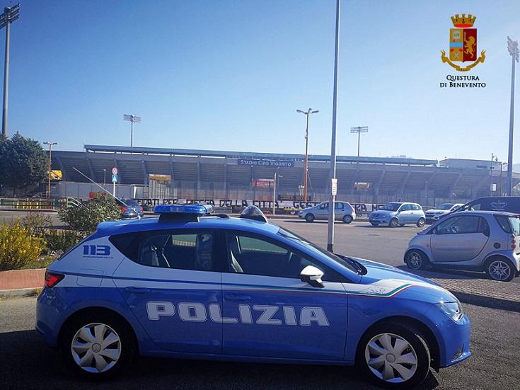 Polizia Di Stato Questure Sul Web Benevento