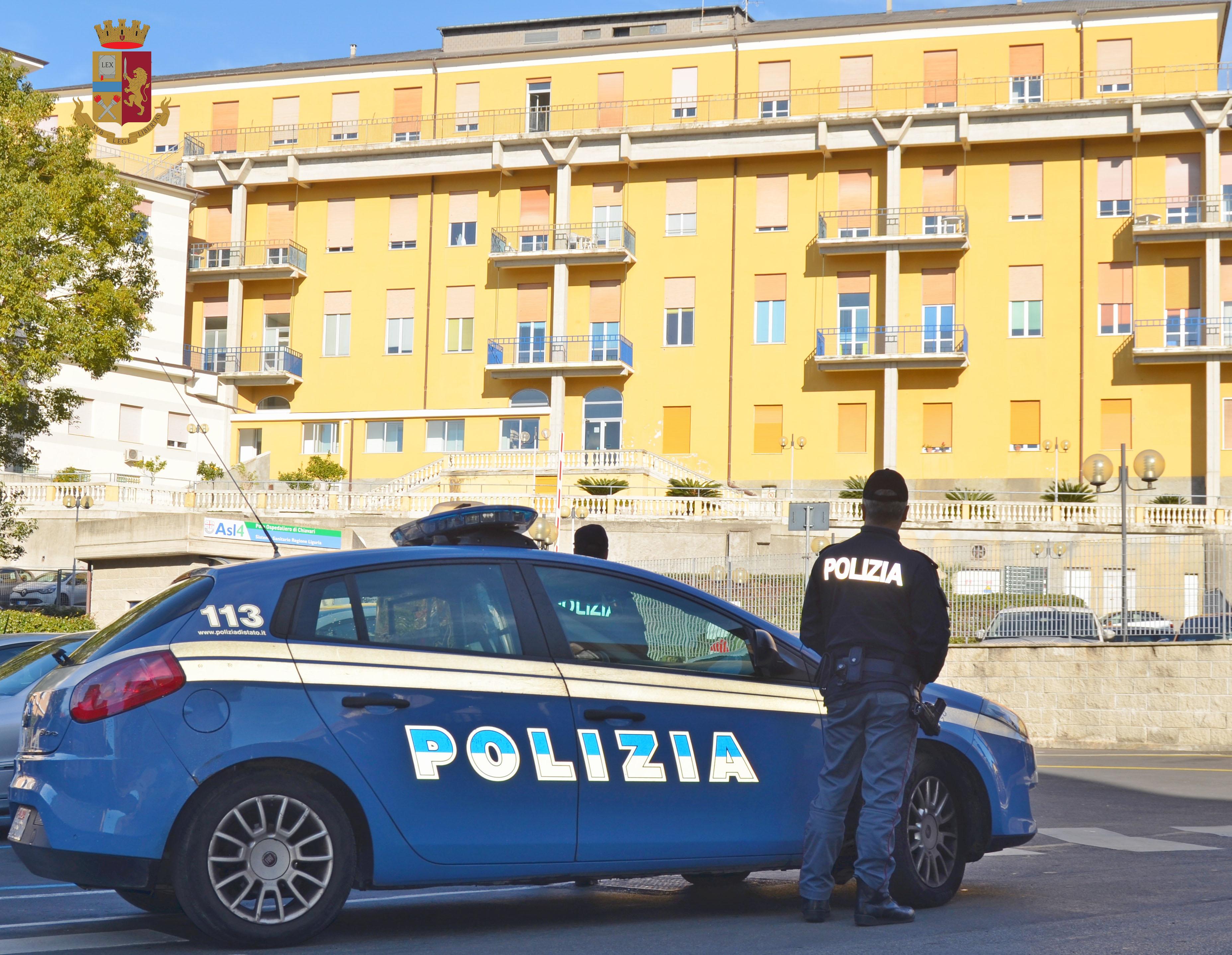 Polizia Di Stato Questure Sul Web Genova