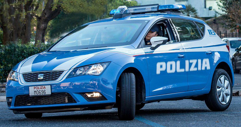 Risultato immagini per polizia di stato