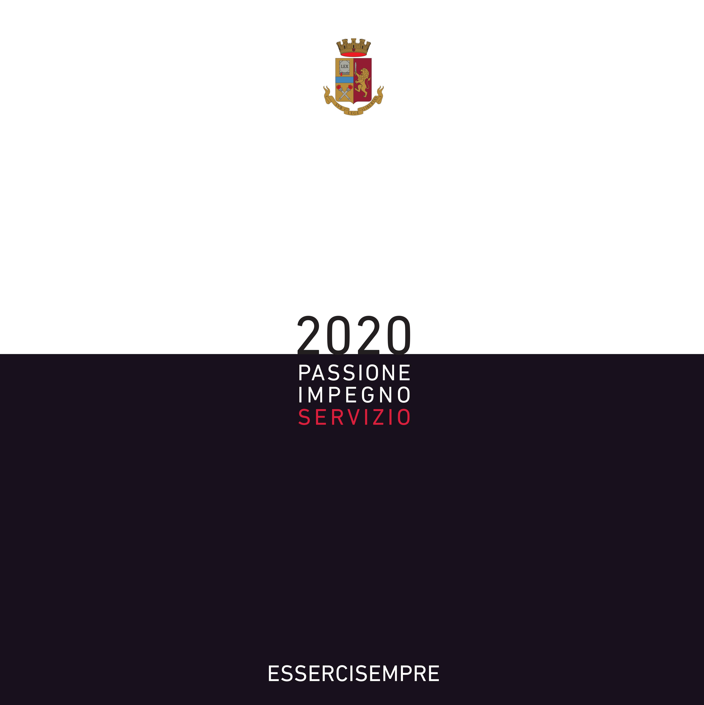 Calendario 2020 Donne.Calendario Della Polizia Di Stato 2020