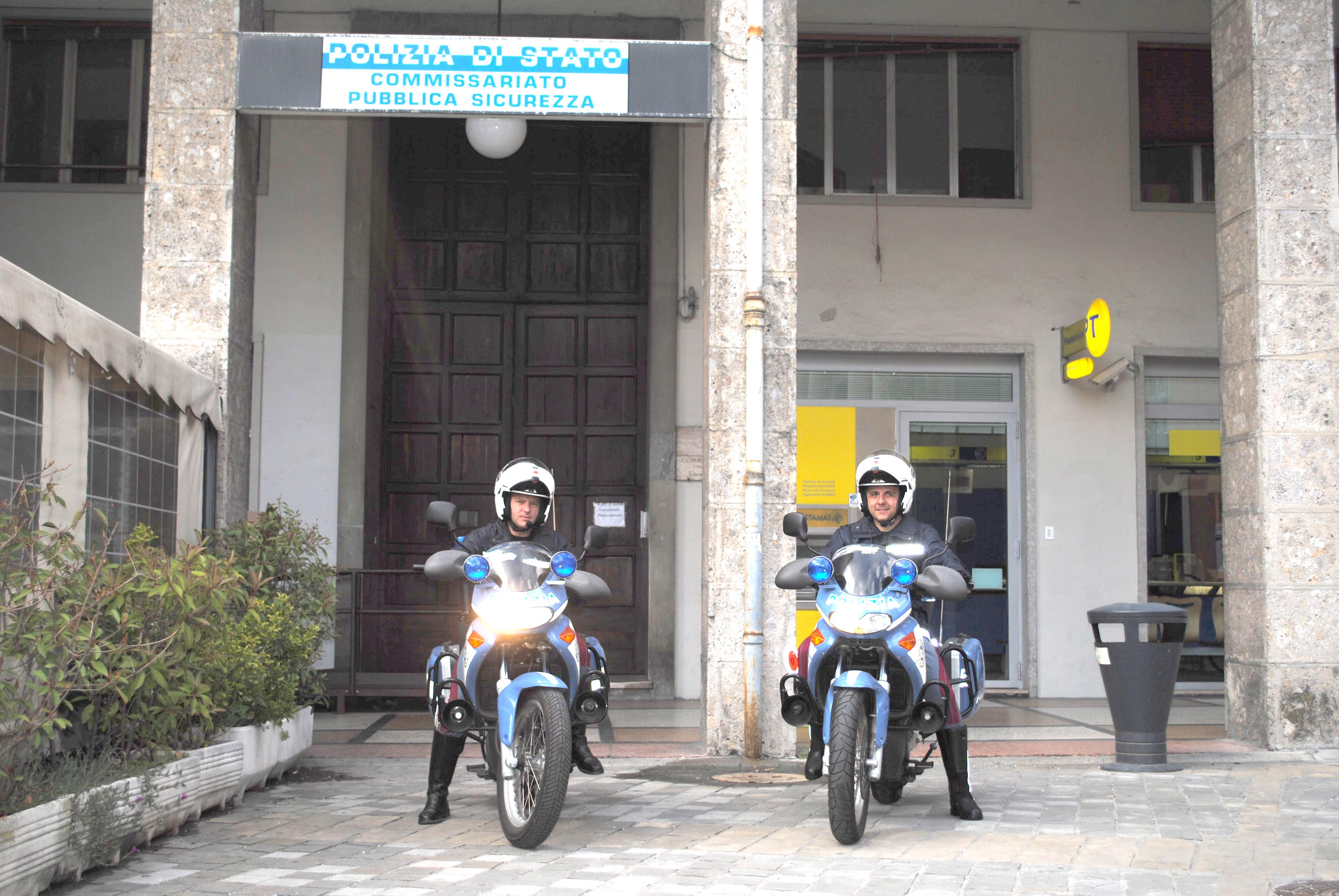 Polizia di Stato: Commissariato Distaccato di P.S. di San ...