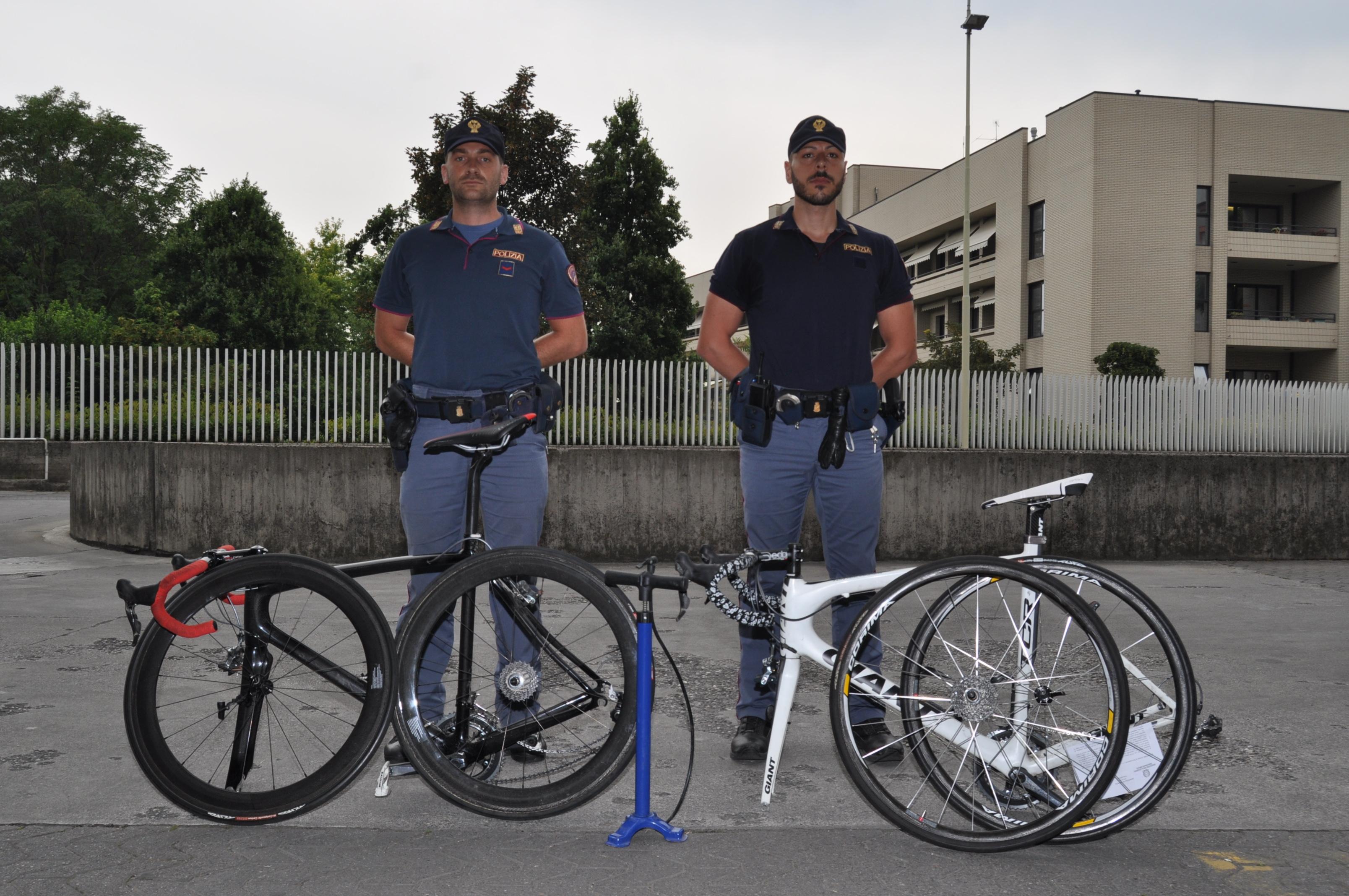 Biciclette rubate for Questura di brescia permesso di soggiorno online