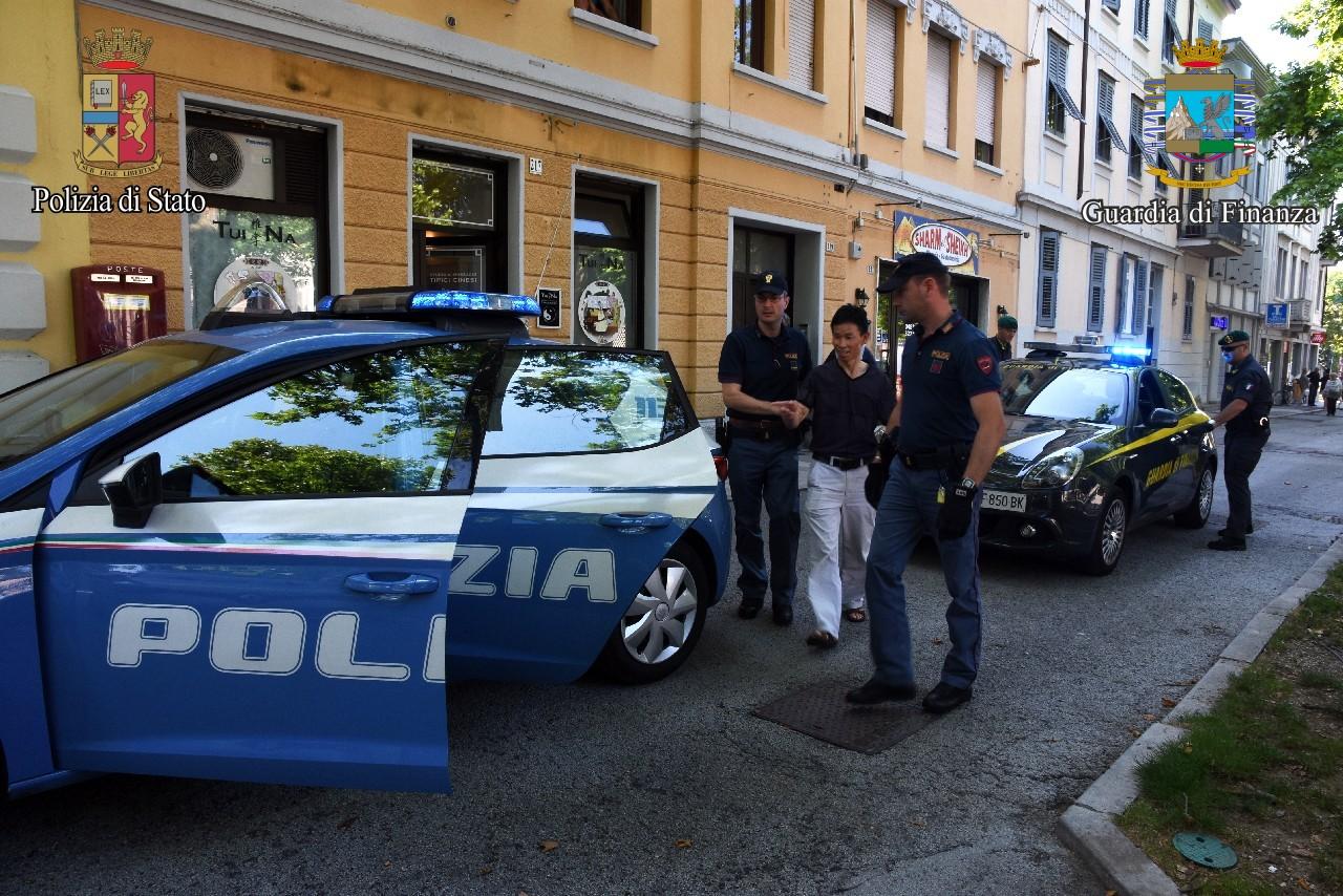 Prostituzione due arresti ed il sequestro dell immobile - Ufficio tavolare di gorizia ...