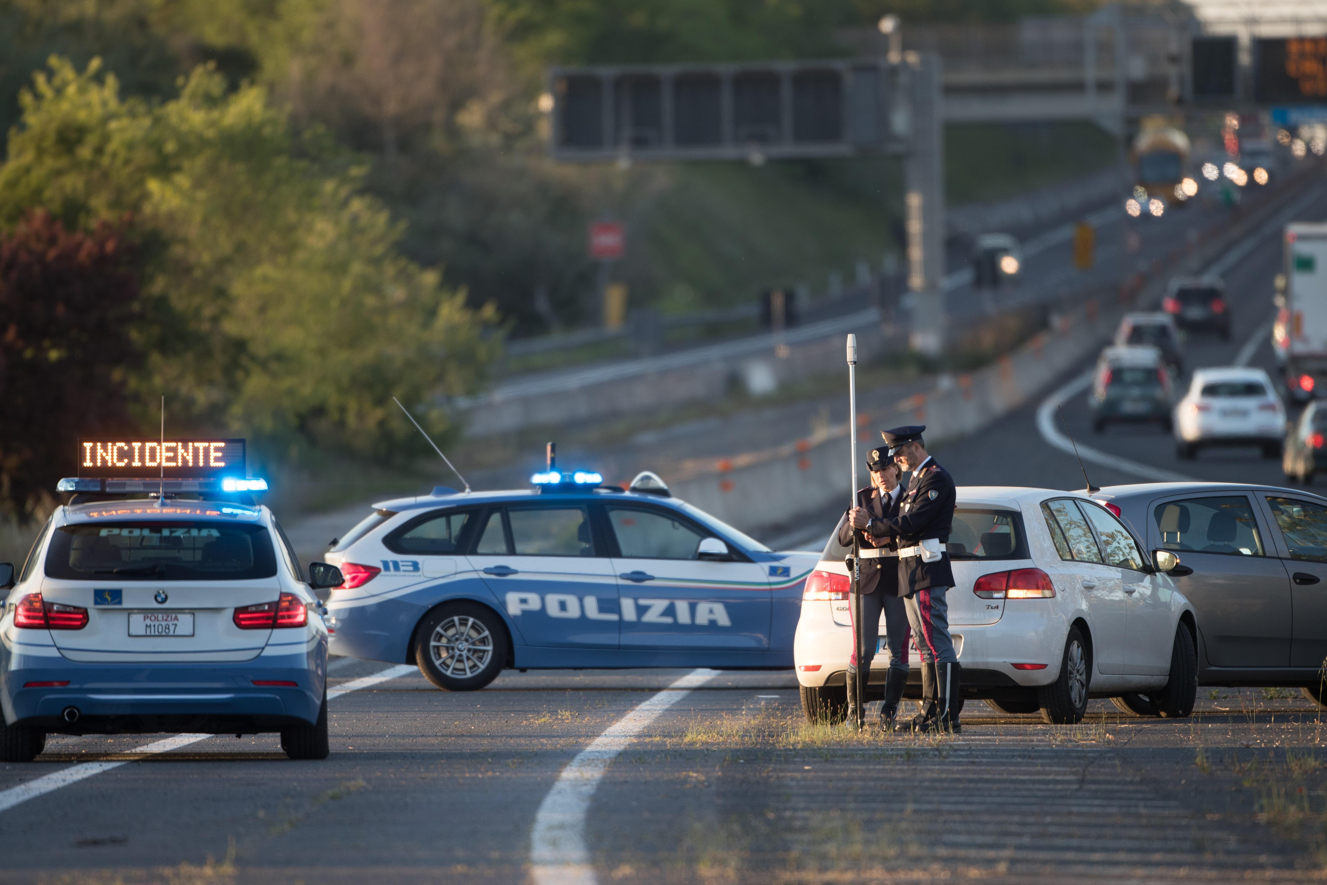 Sicurezza sulle strade, tutti i numeri della Polizia Stradale
