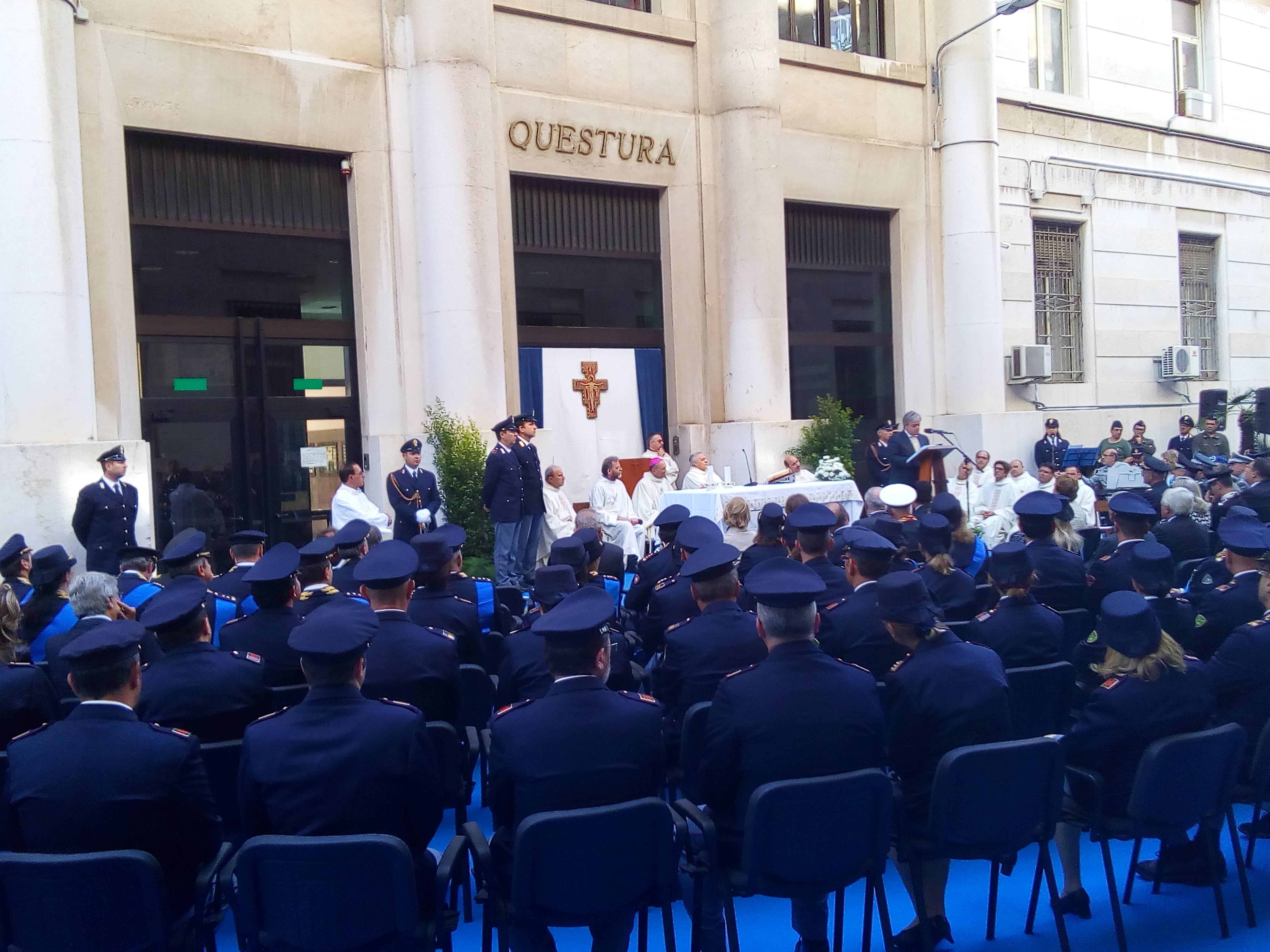 San Michele Arcangelo, patrono e protettore della Polizia ...
