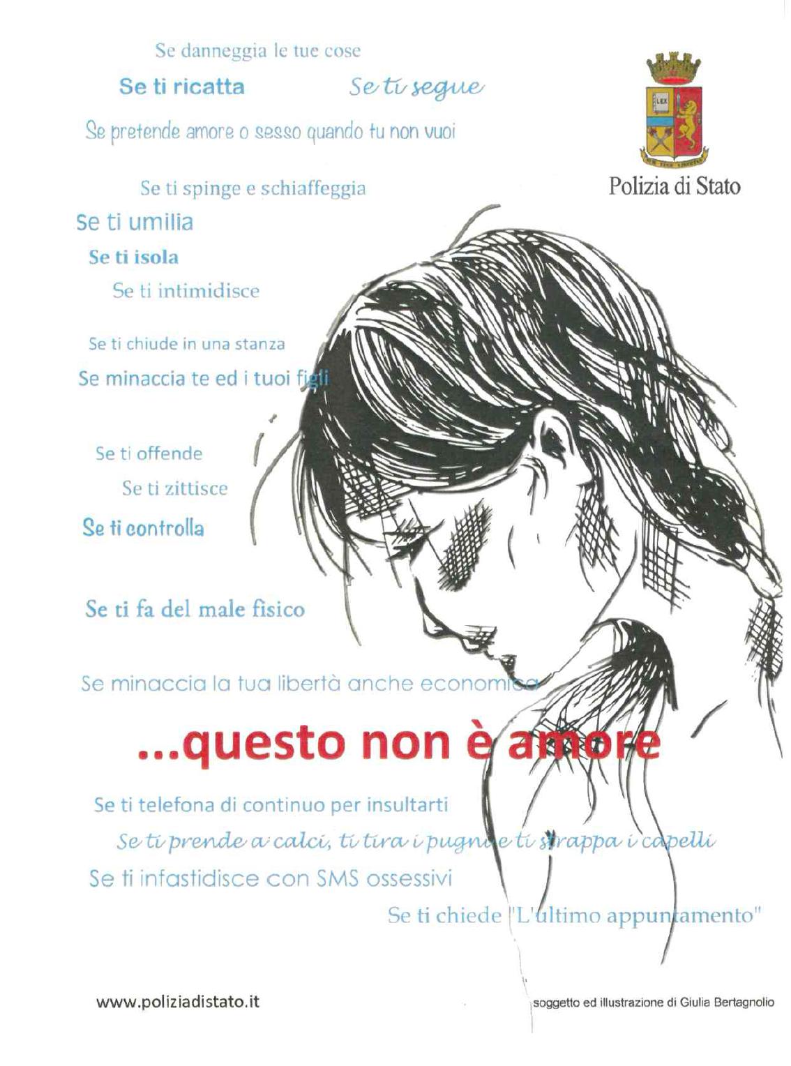 25 Novembre 2016 – Giornata Mondiale contro la Violenza sulle Donne