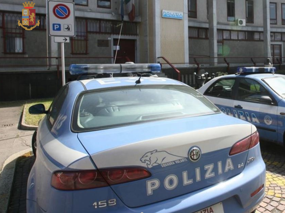 Commissariato di P.S. di Gallarate – arresto per estorsione.