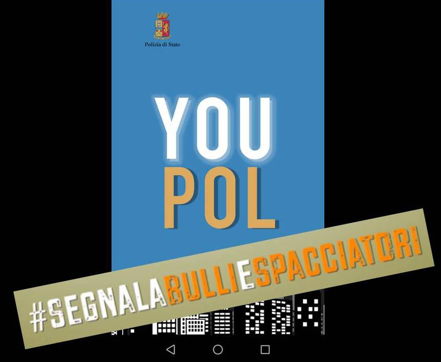 You Pol La Nuova Applicazione Della Polizia Di Stato