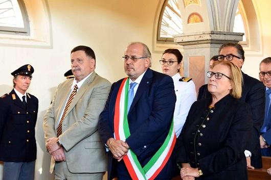 Celebrazione a gorizia del patrono della polizia di stato - Ufficio tavolare di gorizia ...