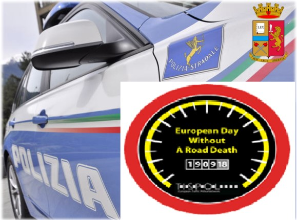 "Campagna TISPOL ""EDWARD"" (A European Day Without a Road Death)"