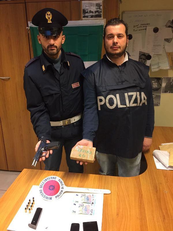Barriera Milano: fermato dalla Polizia di stato con unarma ...