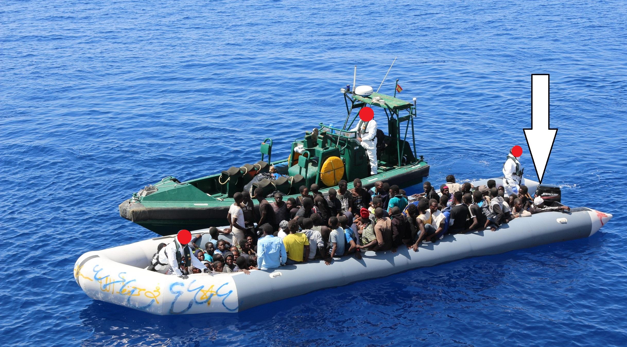 Sbarchi di migranti a Cagliari