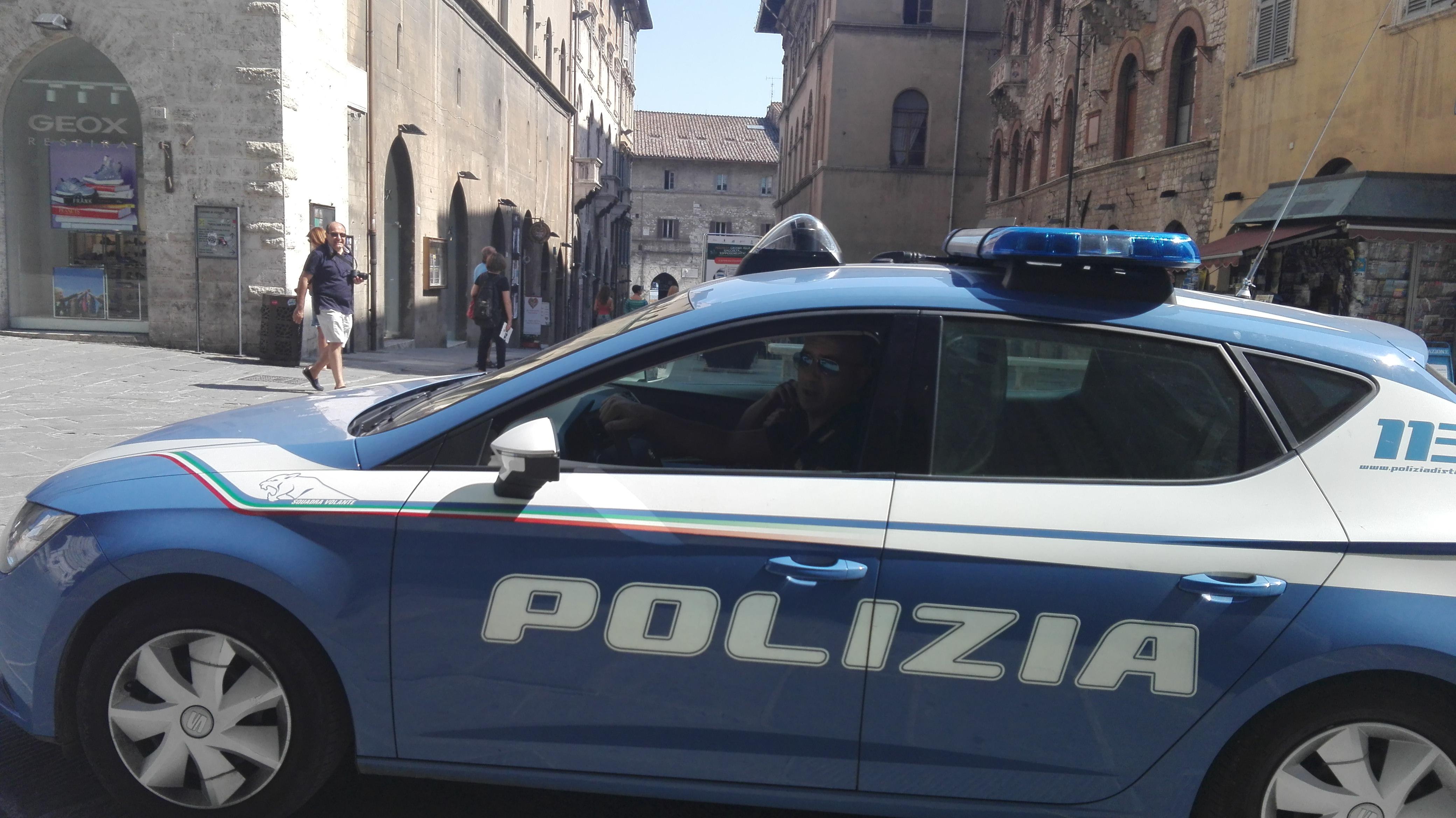 Polizia di stato questure sul web perugia for Polizia soggiorno